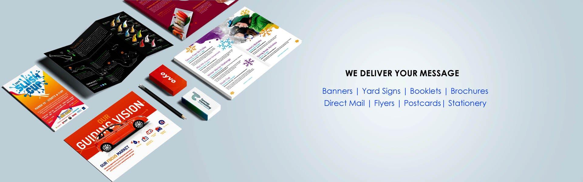 Boston Printing Services